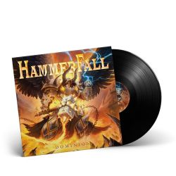 HAMMERFALL - DOMINION (1 LP) - 180 GRAM PRESSING