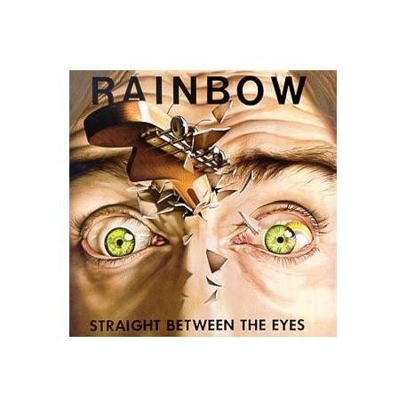 RAINBOW - STRAIGHT BETWEEN THE EYES [REMASTERED] - WYDANIE AMERYKAŃSKIE