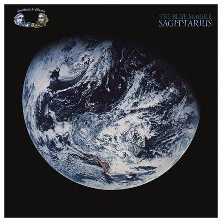 Sagittarius - The Blue Marble (Colored Vinyl LP)