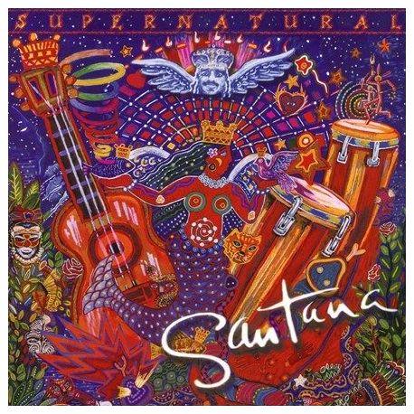 Santana - Supernatural (Vinyl 2LP)
