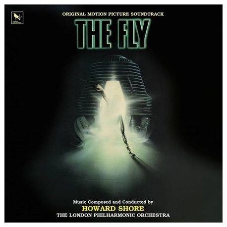 Howard Shore - The Fly: Soundtrack (Colored Vinyl LP)