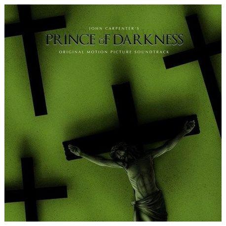 John Carpenter and Alan Howarth - Prince of Darkness: Soundtrack (Colored Vinyl LP)