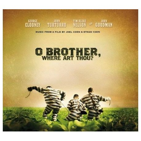 O Brother, Where Art Thou? Soundtrack - Various Artists (Colored Vinyl 2LP)