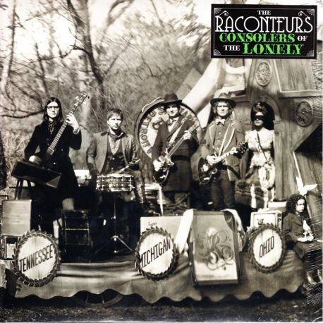 RACONTEURS, THE - CONSOLERS OF THE LONELY (2LP) - WYDANIE AMERYKAŃSKIE