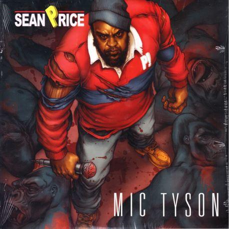PRICE, SEAN - MIC TYSON (2 LP) - WYDANIE AMERYKAŃSKIE