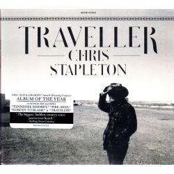 STAPLETON, CHRIS - TRAVELLER (1 CD)