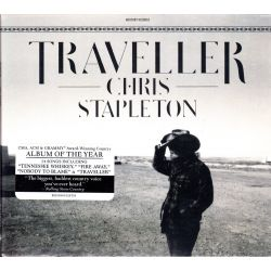 STAPLETON, CHRIS - TRAVELLER (1 CD) - WYDANIE AMERYKAŃSKIE