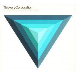 THIEVERY CORPORATION - TREASURES FROM THE TEMPLE (1 CD) - WYDANIE AMERYKAŃSKIE