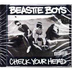 BEASTIE BOYS - CHECK YOUR HEAD (1 CD) - WYDANIE AMERYKAŃSKE