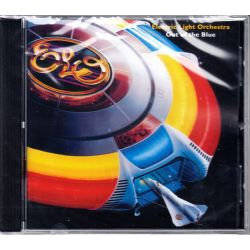 ELECTRIC LIGHT ORCHESTRA (ELO) - OUT OF THE BLUE (1 CD) - WYDANIE AMERYKAŃSKE