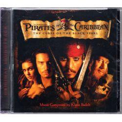 PIRATES OF THE CARIBBEAN: THE CURSE OF THE BLACK PEARL[PIRACI Z KARAIBÓW: KLĄTWA CZARNEJ PERŁY] KLAUS BADELT (1 CD)
