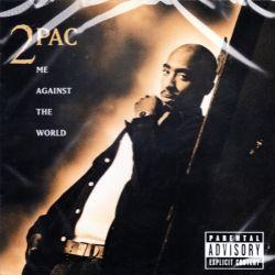 2PAC - ME AGAINST THE WORLD (1 CD) - WYDANIE AMERYKAŃSKIE