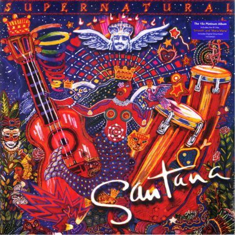 SANTANA - SUPERNATURAL (2 LP)