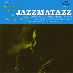 GURU - JAZZMATAZZ VOLUME: 1 (1 LP) - WYDANIE AMERYKAŃSKIE