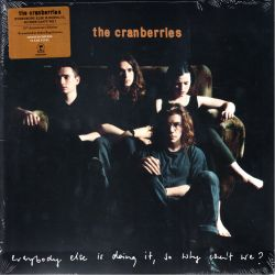 CRANBERRIES, THE - EVERYBODY ELSE IS DOING IT, SO WHY CAN'T WE? (1 LP) - 180 GRAM CLEAR VINYL EDITION - WYDANIE AMERYKAŃSKIE