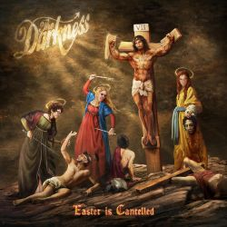 DARKNESS, THE - EASTER IS CANCELED (1 LP)