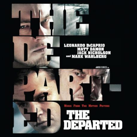 THE DEPARTED [INFILTRACJA] (1 LP) - GREEN VINYL PRESSING
