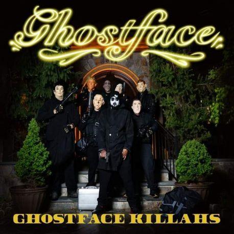 GHOSTFACE KILLAH [WU-TANG CLAN] - GHOSTFACE KILLAHS (1 LP)
