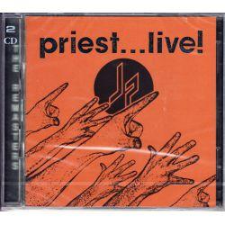 JUDAS PRIEST - PRIEST... LIVE! (2 CD)