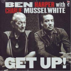 HARPER, BEN WITH MUSSELWHITE, CHARLIE - GET UP! (1LP) - WYDANIE AMERYKAŃSKIE