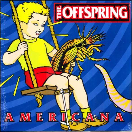 OFFSPRING - AMERICANA (1 LP) - 180 GRAM PRESSING