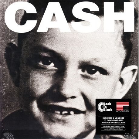 CASH, JOHNNY – AMERICAN VI: AIN'T NO GRAVE (1 LP) - 180 GRAM PRESSING