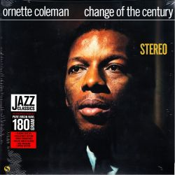 COLEMAN, ORNETTE - CHANGE OF THE CENTURY (1 LP) - WAX TIME EDITION - 180 GRAM PRESSING