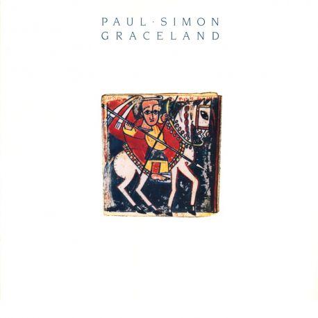 SIMON, PAUL - GRACELAND 1LP) - MOV EDITION - 180 GRAM PRESSING