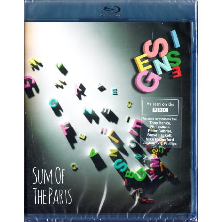 GENESIS - SUM OF THE PARTS (1 BLU-RAY)