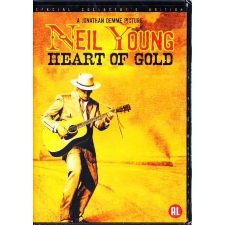 YOUNG NEIL - HEART OF GOLD (2 DVD)
