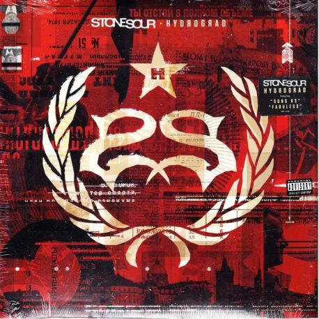 STONE SOUR - HYDROGRAD (2 LP + 1 CD) - WYDANIE AMERYKAŃSKE