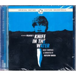 KNIFE IN THE WATER [NÓŻ W WODZIE] - KRZYSZTOF KOMEDA (1 CD)