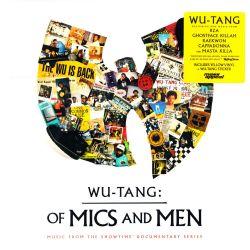 WU-TANG CLAN – WU-TANG: OF MICS AND MEN (1 LP + STICKER) - YELLOW VINYL PRESSING