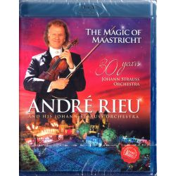 RIEU, ANDRE - MAGIC OF MAASTRICHT (1 BLU-RAY)