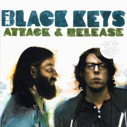 BLACK KEYS, THE - ATTACK & RELEASE (1 LP) - 180 GRAM PRESSING - WYDANIE AMERYKAŃSKIE