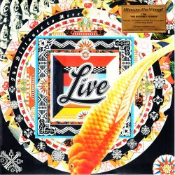 LIVE - THE DISTANCE TO HERE (1 LP) - MOV EDITION - 180 GRAM PRESSING