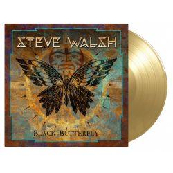 WALSH, STEVE [KANSAS] - BLACK BUTTERFLY (2 LP) - MOV LIMITED EDITION - 180 GRAM GOLD VINYL PRESSING