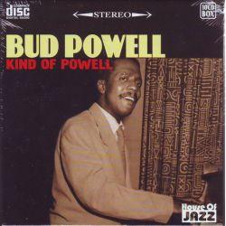 POWELL, BUD - KIND OF POWELL (10CD)