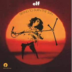 ELF - TRYING TO BURN THE SUN (1 LP) - MOV EDITION - 180 GRAM PRESSING