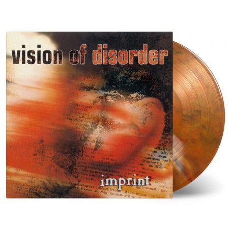VISION OF DISORDER - IMPRINT (1 LP) - MOV LIMITED EDITION - 180 GRAM COLOURED VINYL PRESSING