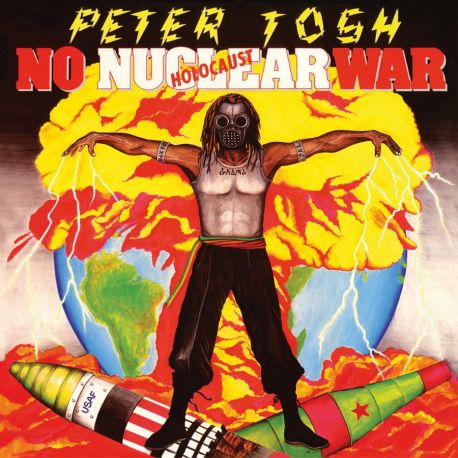 TOSH, PETER - NO NUCLEAR WAR (1 LP) - MOV EDITION - 180 GRAM PRESSING