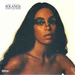 SOLANGE - WHEN I GET HOME (1 LP) - CLEAR VINYL EDITION