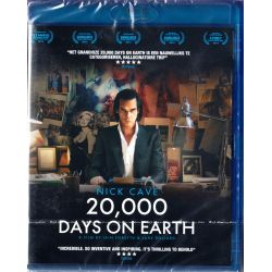 CAVE, NICK - 20.000 DAYS ON EARTH (1 BLU-RAY)