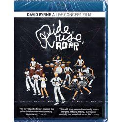 BYRNE DAVID - RIDE RISE ROAR (1 BLU-RAY)