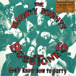 MIGHTY MIGHTY BOSSTONES, THE - DON'T KNOW HOW TO PARTY (1 LP) - MOV EDITION - 180 GRAM PRESSING