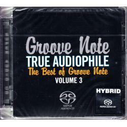 THE BEST OF GROOVE NOTE - VOL.3 (1 SACD) - WYDANIE AMERYKAŃSKIE
