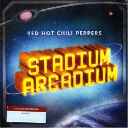 RED HOT CHILI PEPPERS (4LP) - WYDANIE AMERYKAŃSKIE