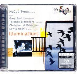 TYNER, MCCOY – ILLUMINATIONS (1 SACD) - WYDANIE AMERYKAŃSKIE