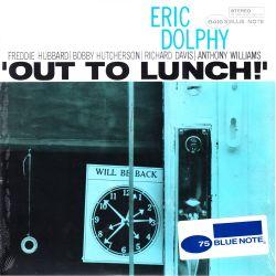 DOLPHY, ERIC - OUT TO LUNCH! (1 LP) - WYDANIE AMERYKAŃSKIE