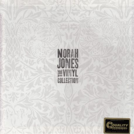 JONES, ‎NORAH – THE VINYL COLLECTION (7 LP) - ANALOGUE PRODUCTIONS LIMITED EDITION 200 GRAM PRESSING - WYDANIE AMERYKAŃSKIE
